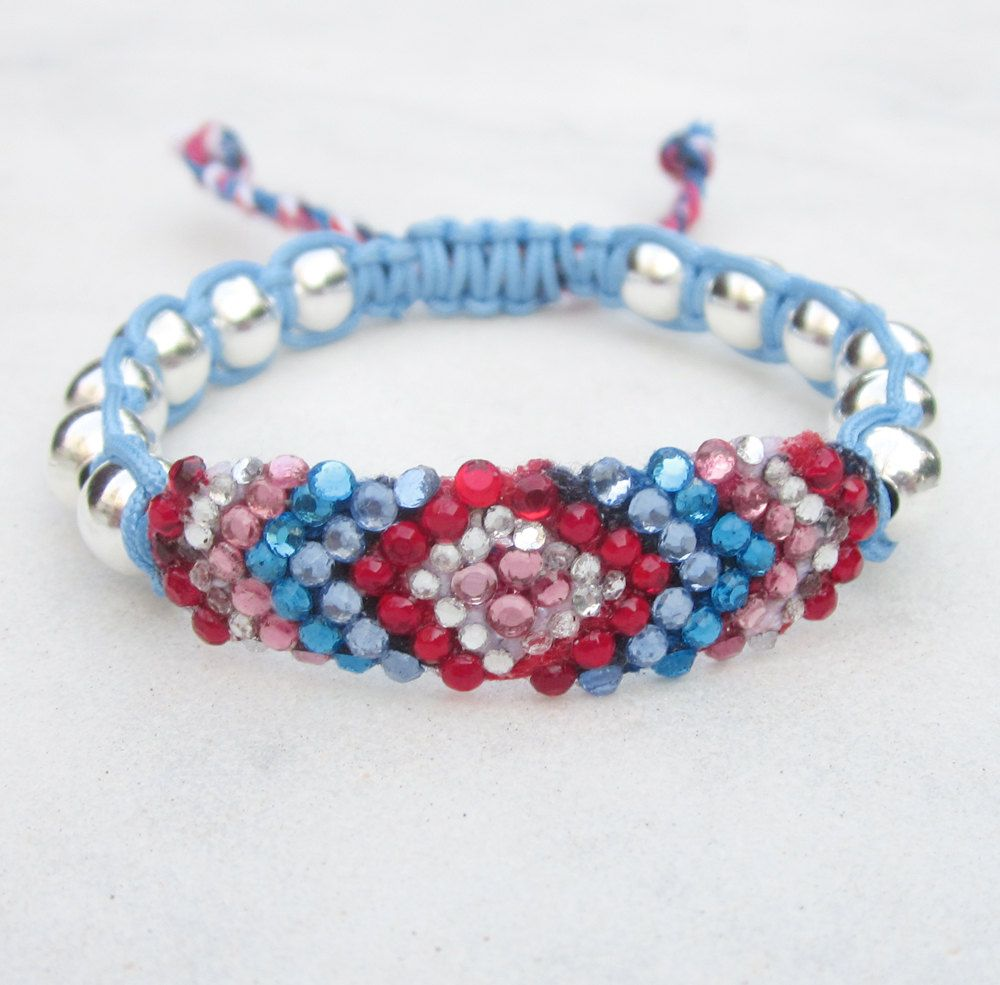 knotted spiny with brazee street skb products sersich class stephanie bracelet