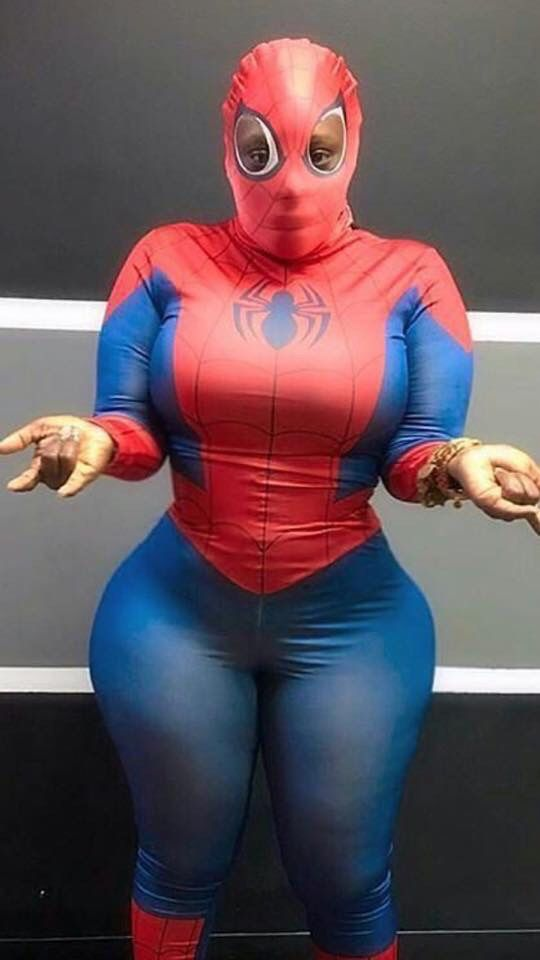 Sexy halloween costume in Big tits