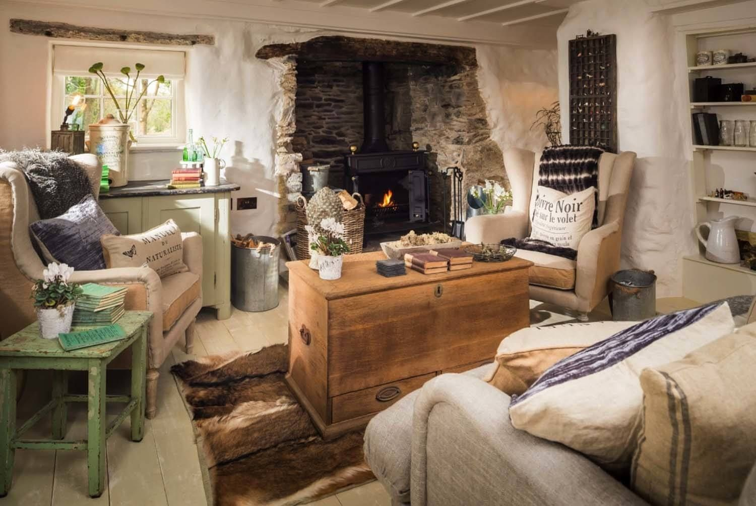 An enchanting fairytale cottage retreat in Cornwall