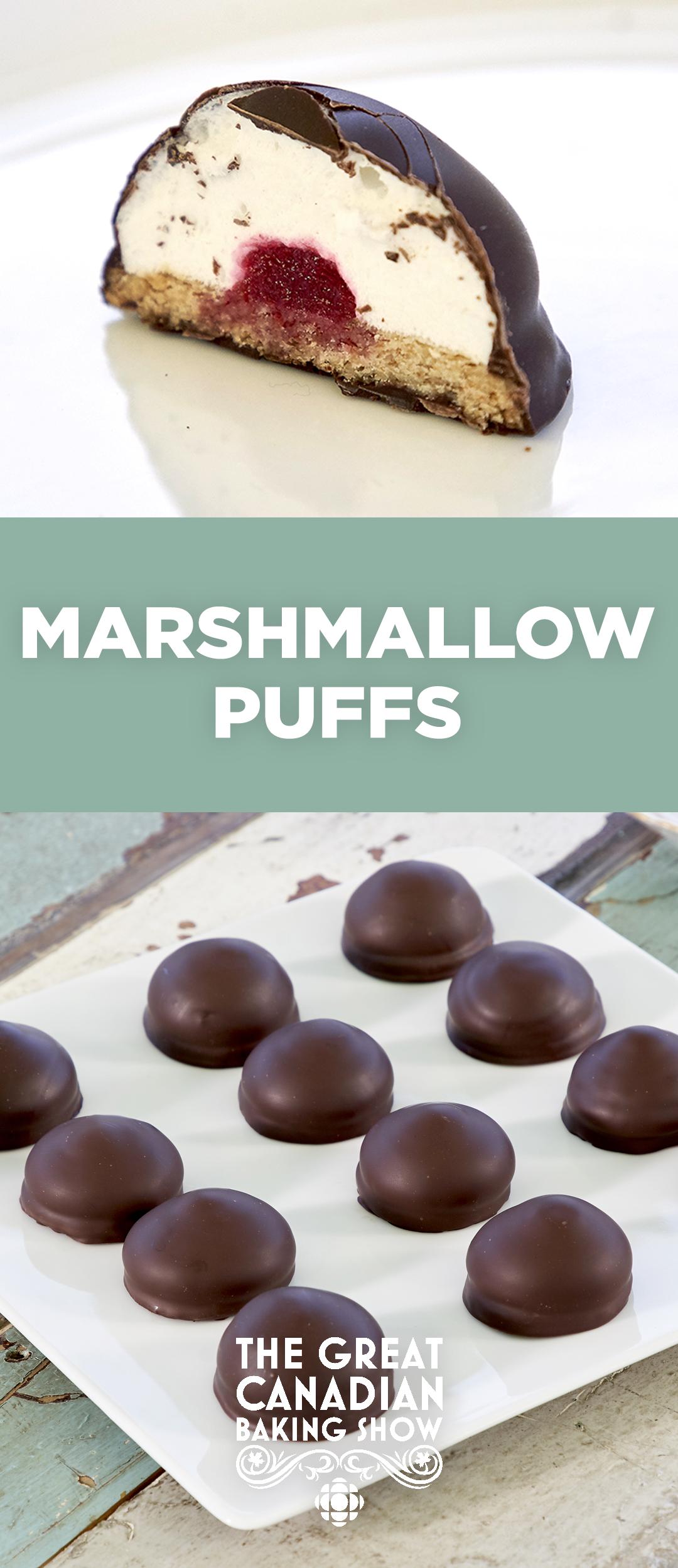 Marshmallow Puffs
