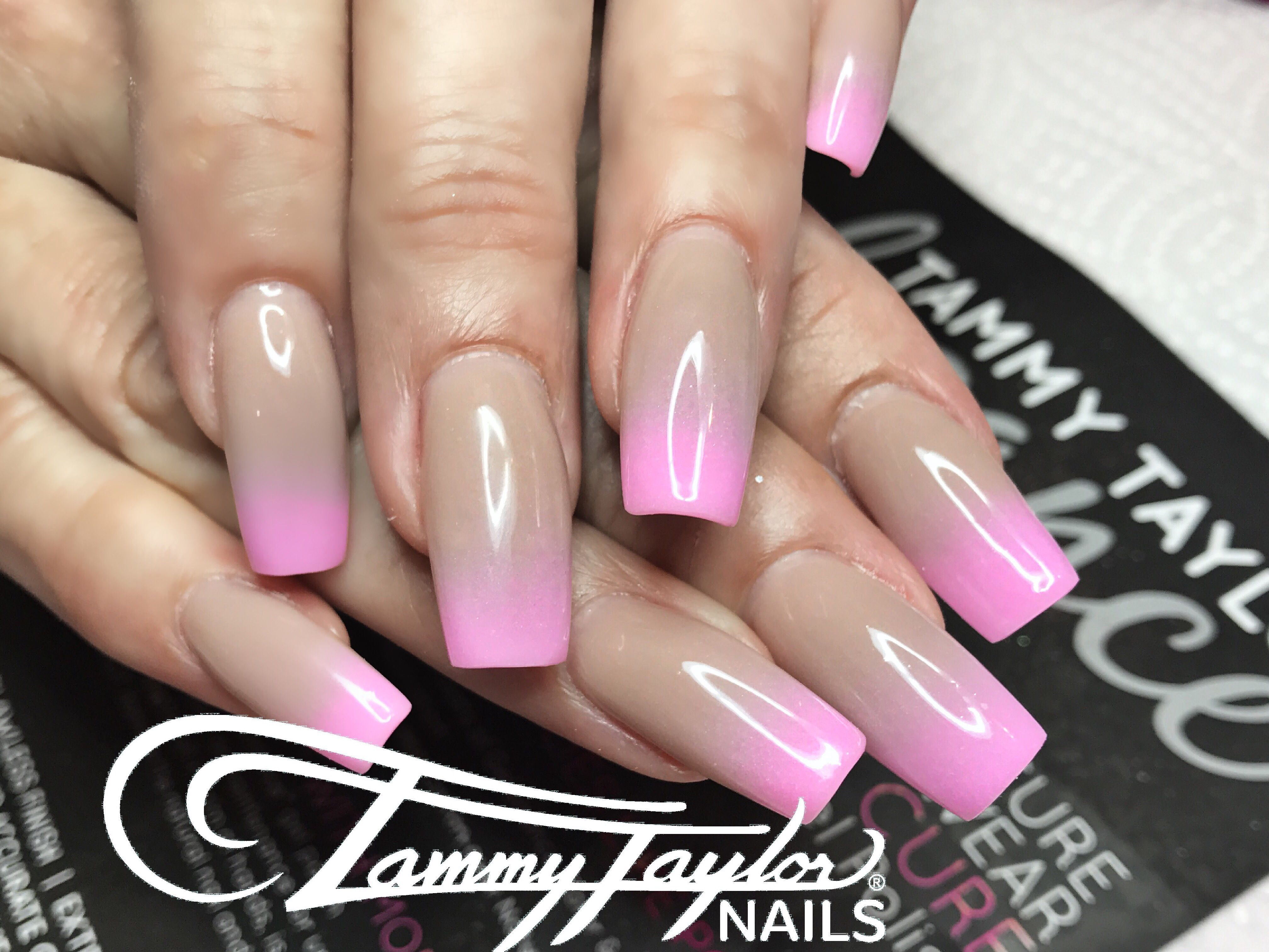 Tammy Taylor Nails SA Nude Ombre Nails Pink And Nude nails Best ...