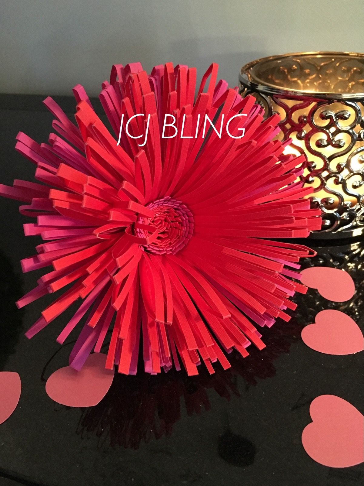 Paper Flowers By Jcj Bling Order Templates Or Flowers On Etsy Under
