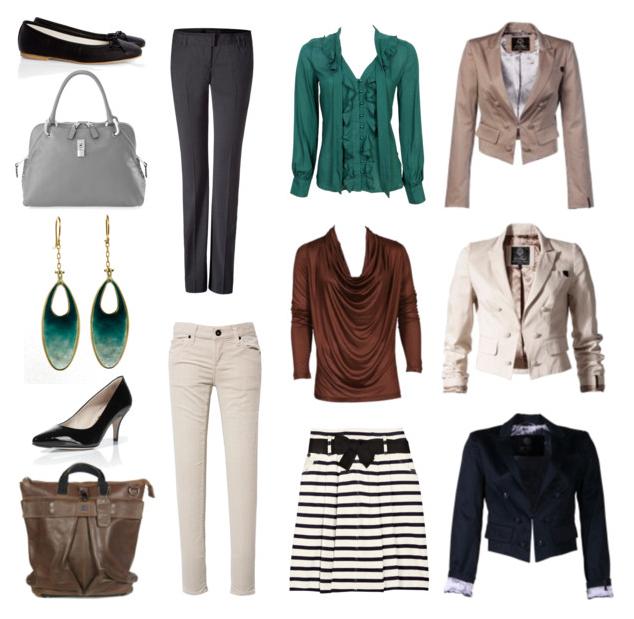 Sollicitatiekleding Vrouw Casual Zakelijke kleding