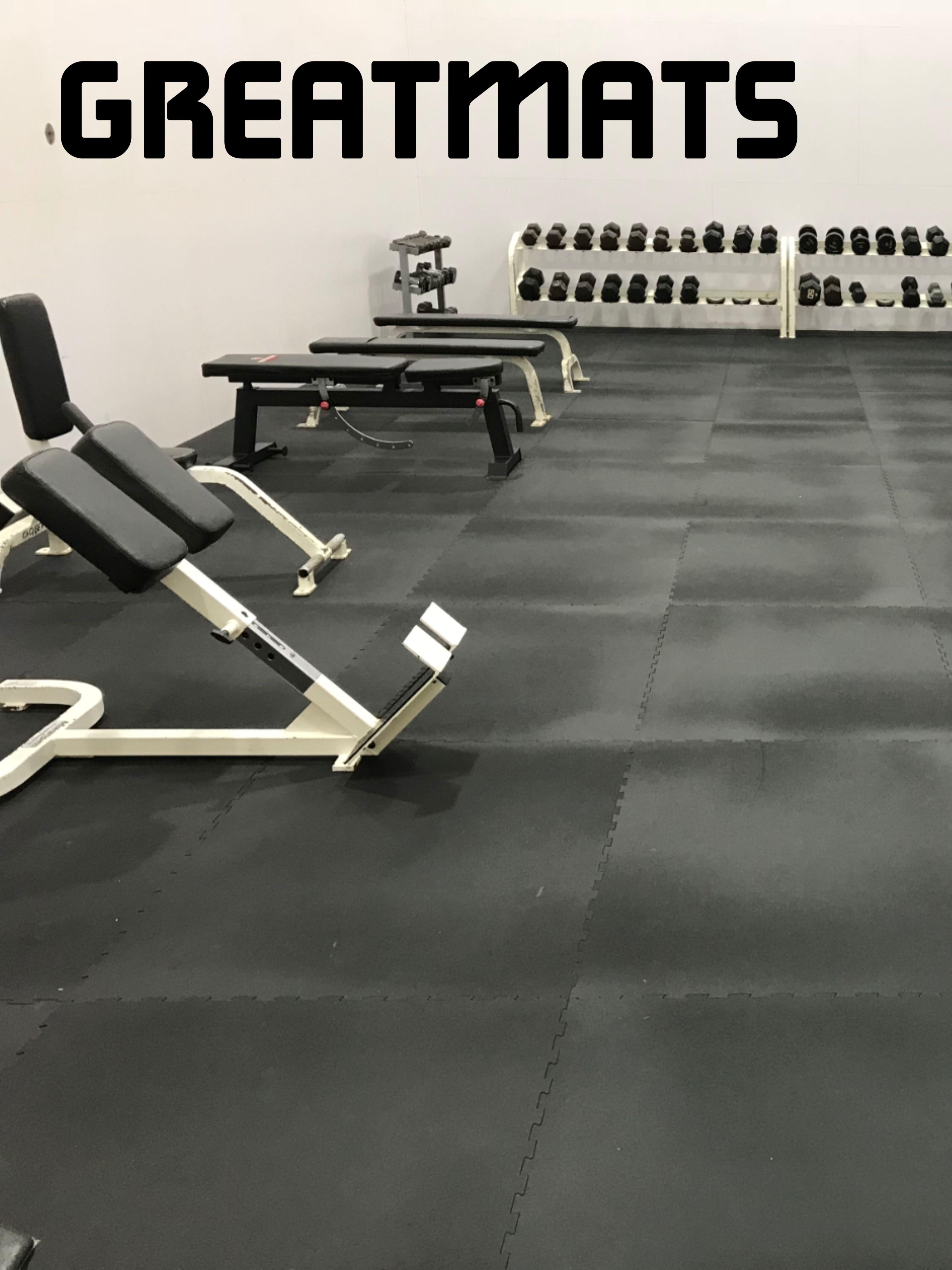 Weight Bench Mats in 2020 Weight room flooring, Room