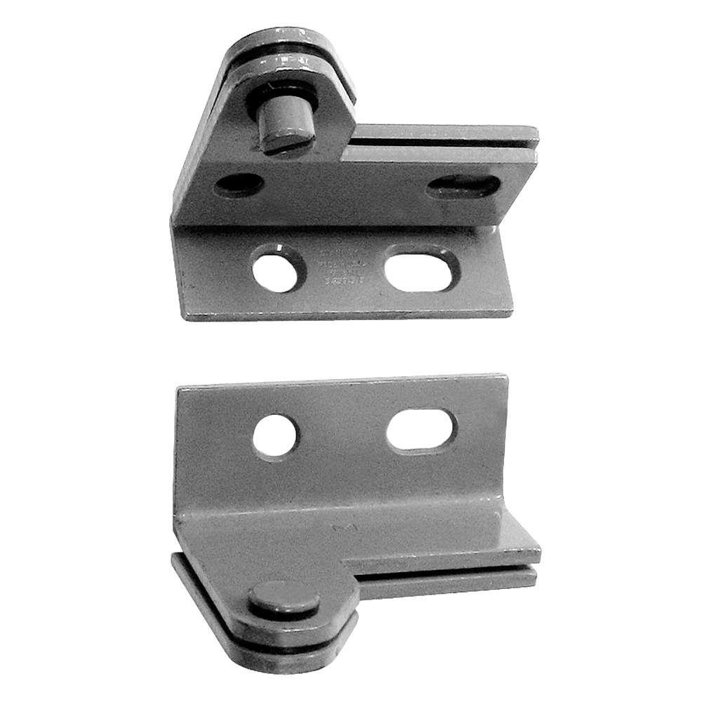 Stanley Pivot Hinge Steel 180 Deg Pk 2 Door Hinges 5mre8 340lh Wardrobe Pivot 26d Stl Hinges Woodworking Hardware Metal Windows