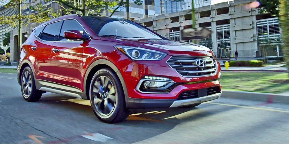 2017 Hyundai Santa Fe price, engine, specs Hyundai santa