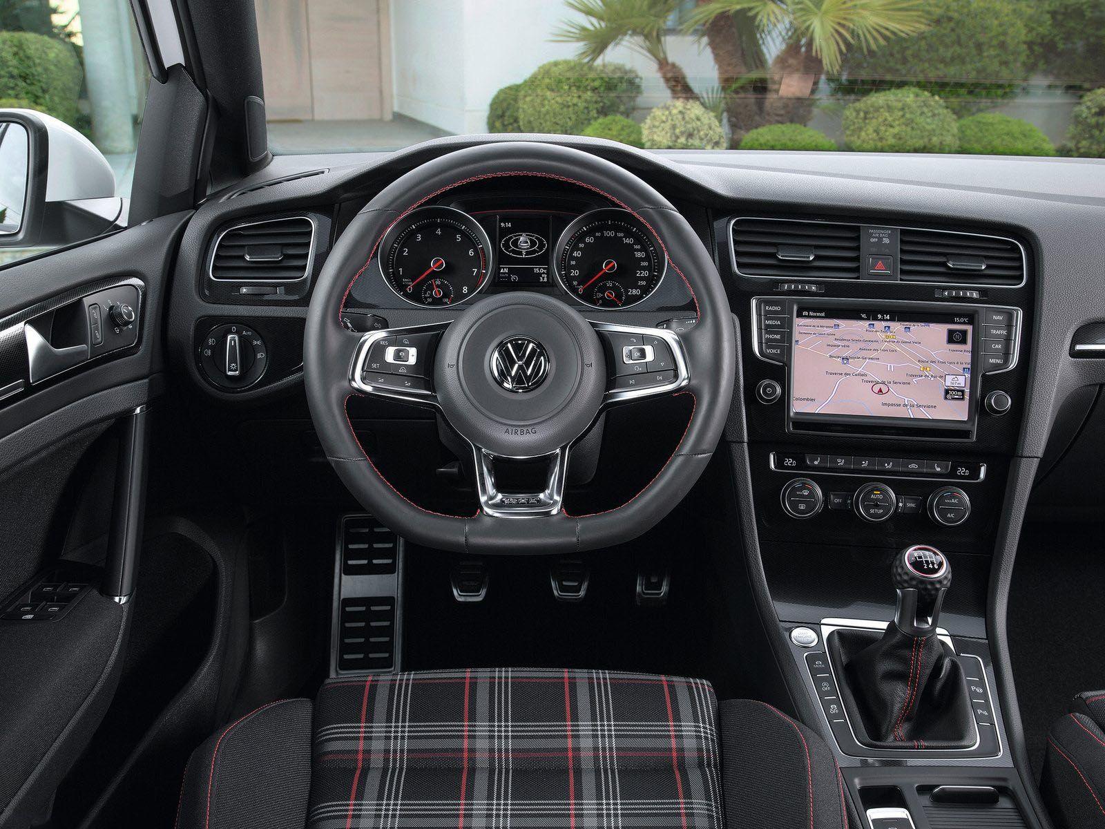 Carro Novo Volkswagen Golf Gti 2014 Golf Gti Volkswagen Golf