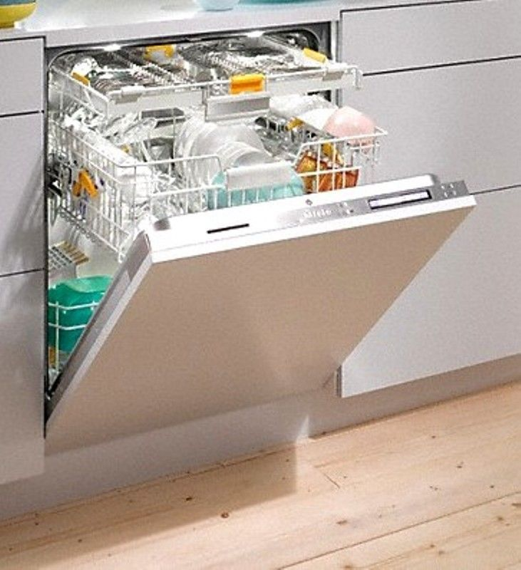 Miele Incognito 18 Dishwasher G818 SCVi Fully-IntegratedStainless Steel Finish