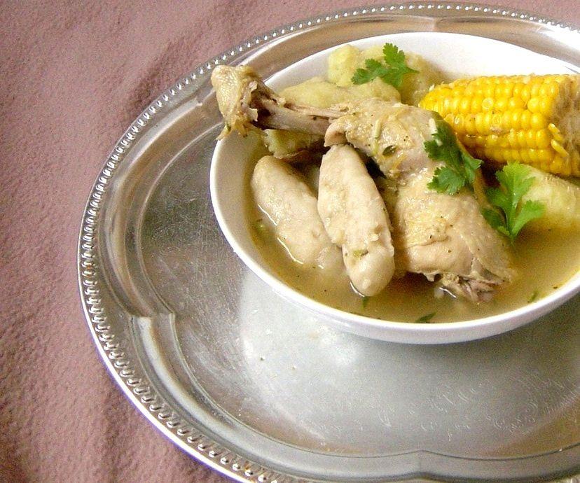 jamaican chicken soup  simbooker recipescook photograph