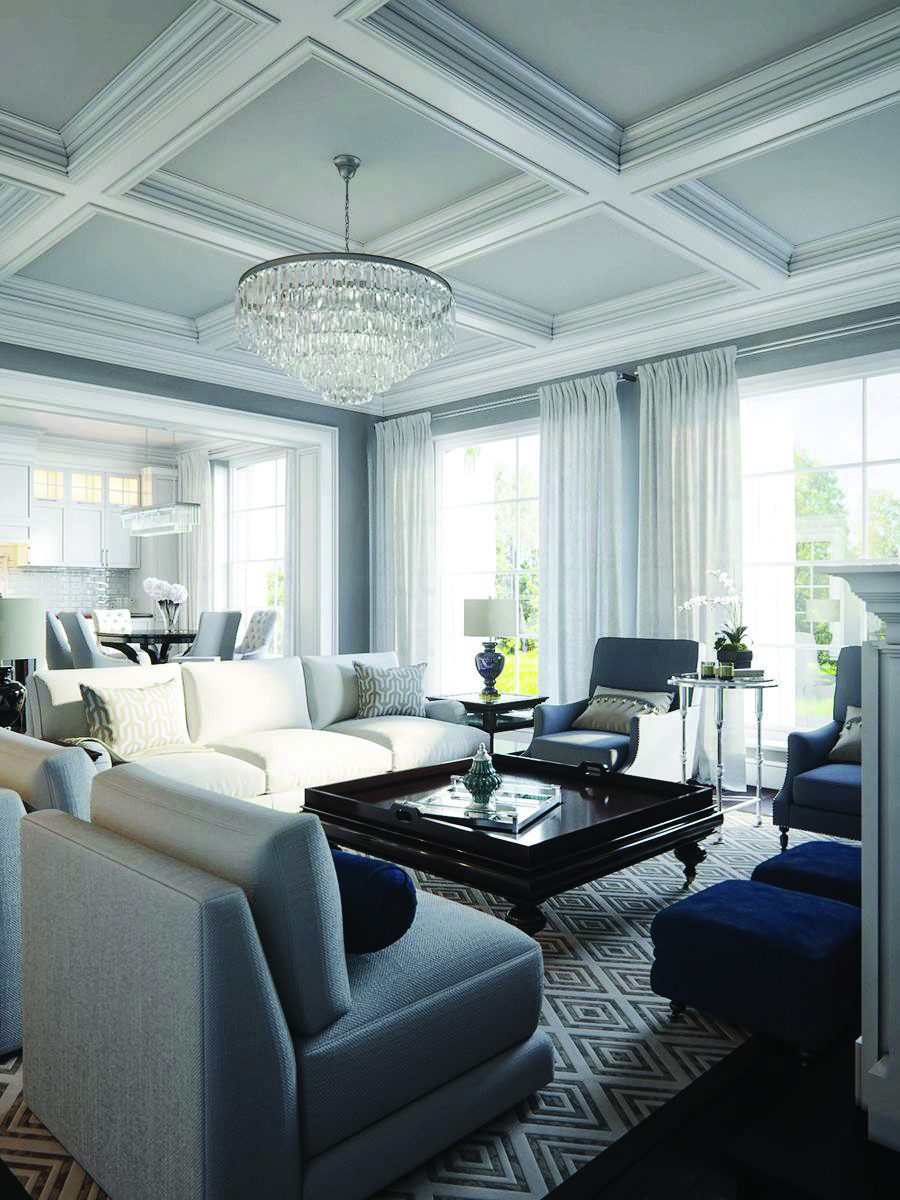 Classic Living Rooms Interior Design: Traditional Decorating Ideas For Living Rooms