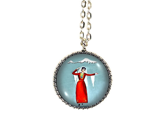 collier argent alice nevers