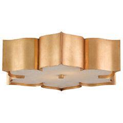 Currey & Company Grand Lotus Flush Mount CU99990010