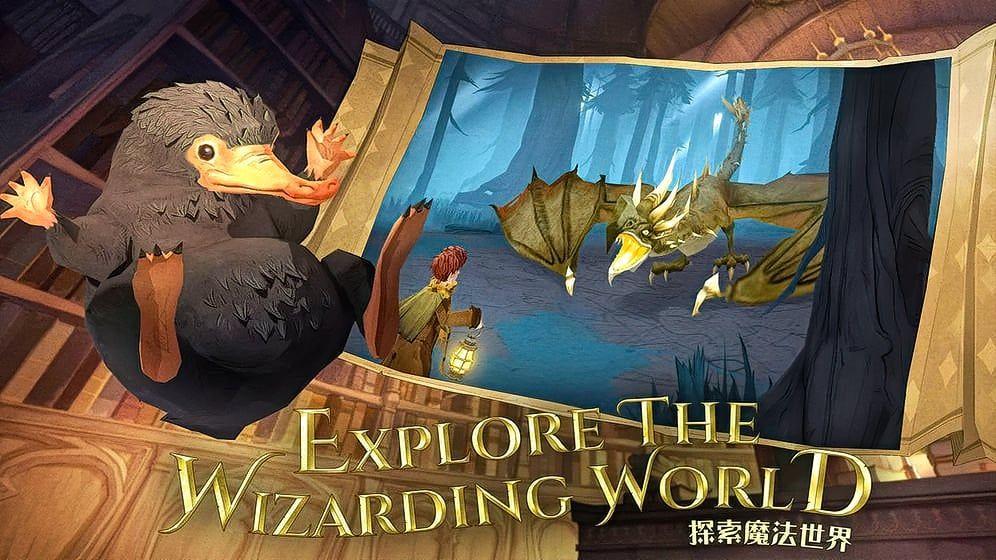 Harry Potter Magic Awakened Mobile Game In The Works Harry Potter Rpg Harry Potter Games Harry Potter Magic