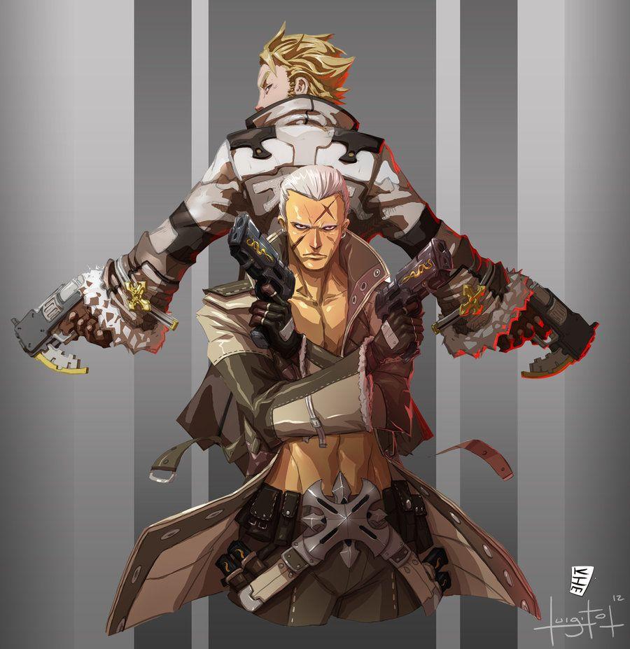 Collab Gunslinger By Kimjacinto On Deviantart Collab Deviantart Character Art Anime gunslinger mobile wallpaper