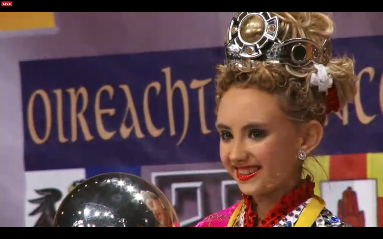 2015 Girls U11 World Champ Caoimhe Devlin Srmcb Irish Step Dancing Irish Dance Just Dance