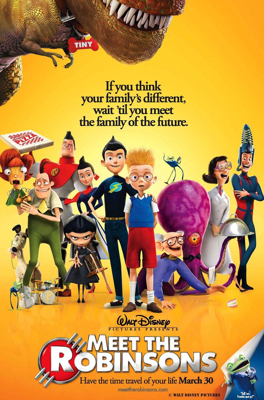 Fizz Boom Read movie ideas Meet the robinson, Kids