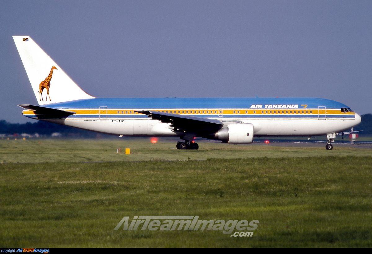 Air Tanzania Boeing 767-260/ER