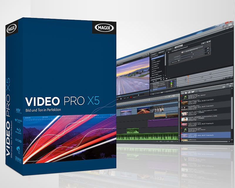 MAGIX Video Pro X5 12 0 10 28 + crack   Download Android Apps, Games