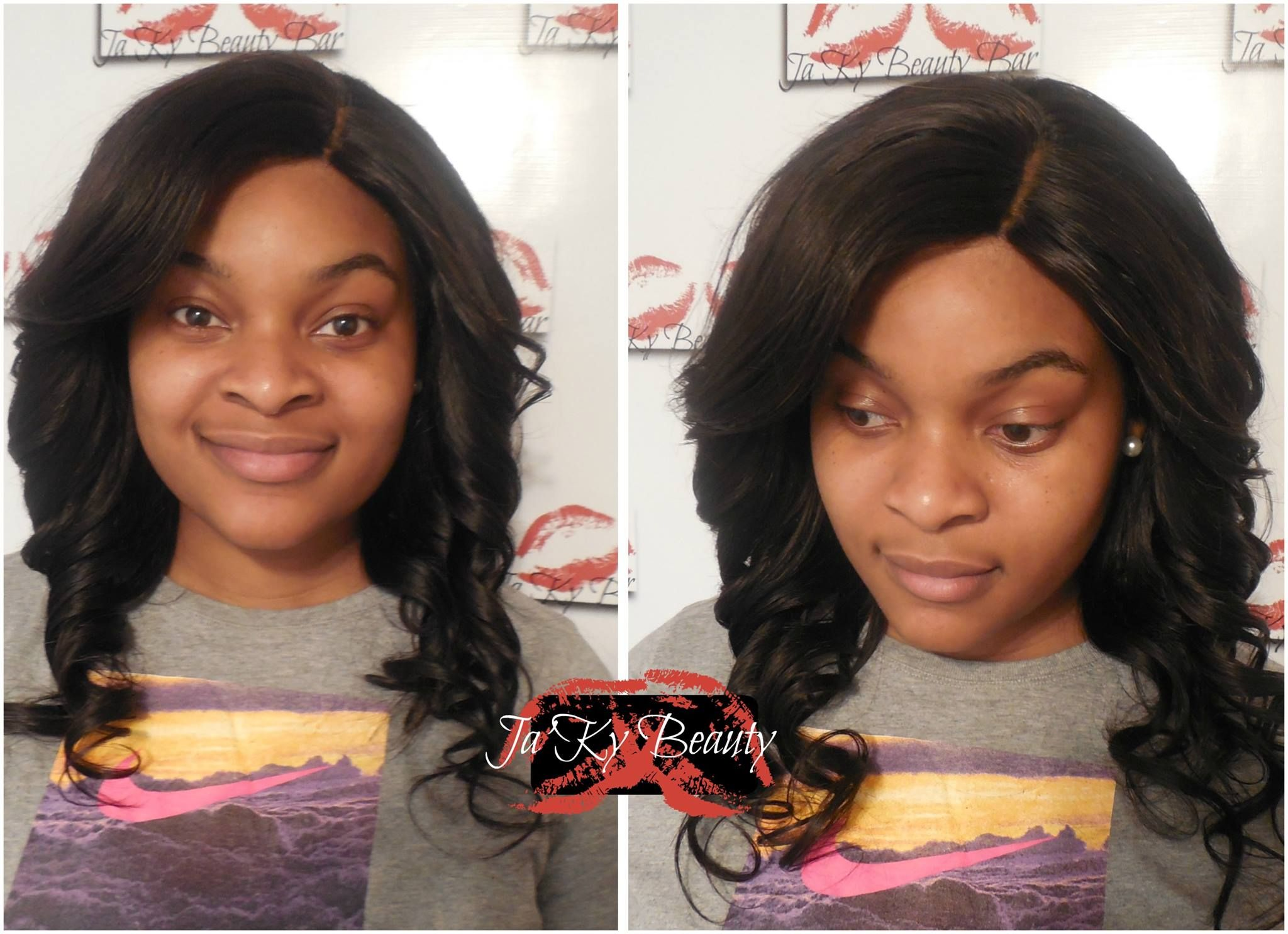 Lace Frontal Sewins And Natural Sew In W Closure Best Protective