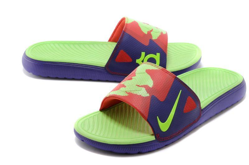 Nike Slippers #20936, Discount Price $42.90, Wholesale Cheap Nike ... Nike Kd  ShoesNike SlippersKevin DurantNike ...