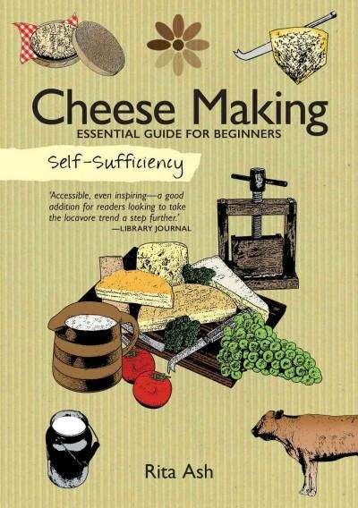 This book will appeal to anyone with a love of cheese. The text covers every aspect of making cheese at home, from the tools and equipment needed and basic recipes to making more complex cheeses and a