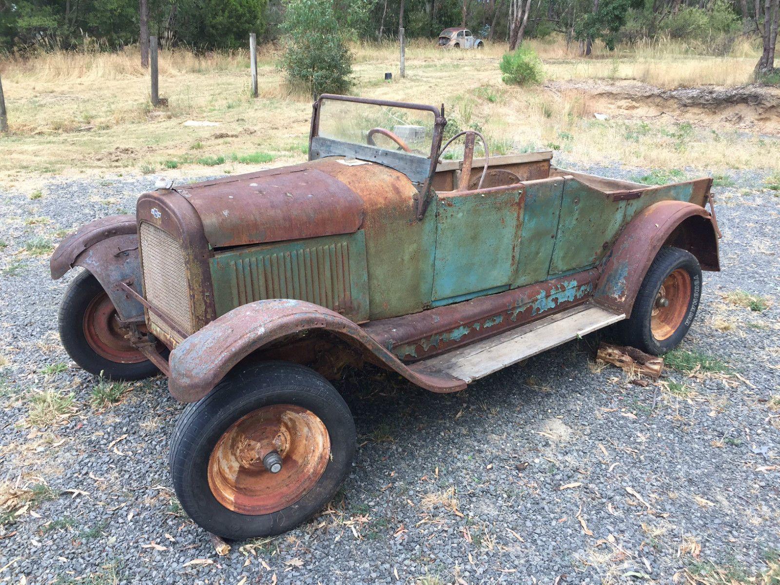 1923 Chevrolet Ute Conversion Antique Trucks Chevrolet Ute