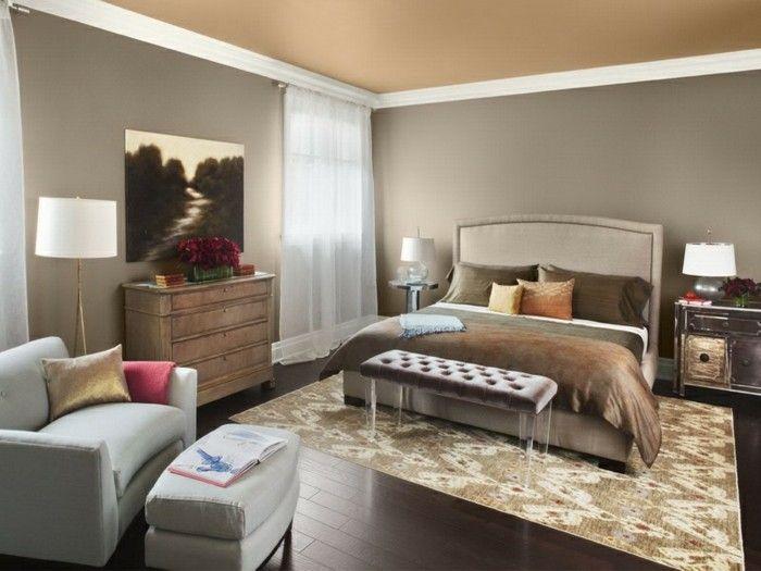 Schne Wohnideen Schlafzimmer : Deko ideen schlafzimmer für einen harmonischen und