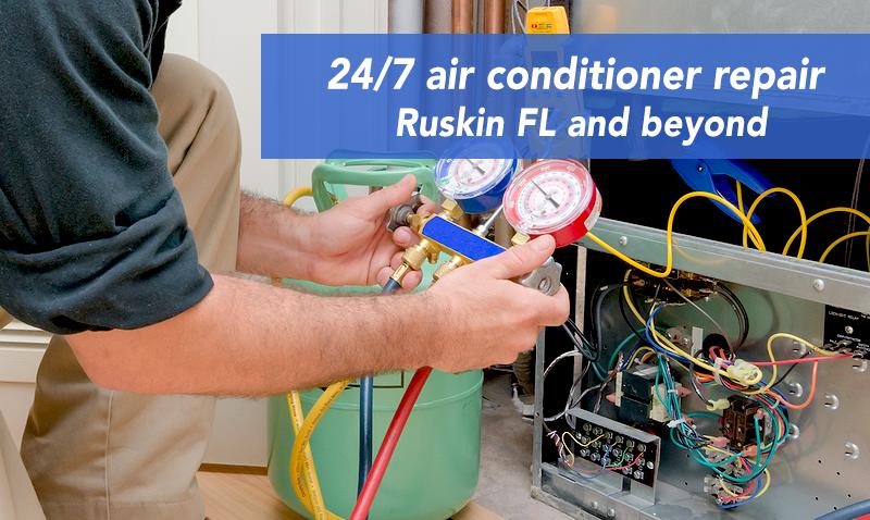 24 Hour Ac Repair Ruskin Ac Repair Air Conditioner Repair Air Conditioning Companies