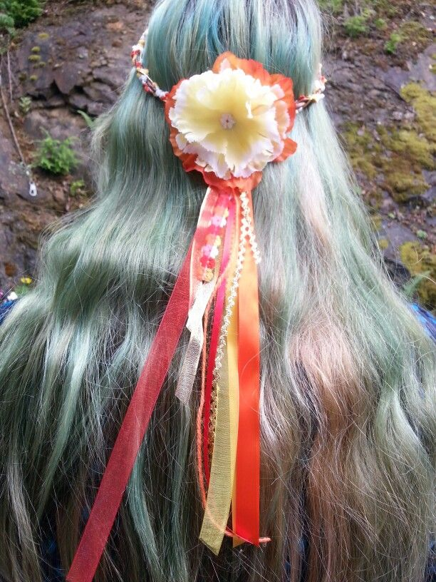 Fairy Crown Madr By Coralie Fairy Crown Crown Hair Wrap