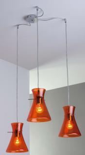 Светильник  потолочный подвесной Cangini & Tucci GHOST, 1023.3L