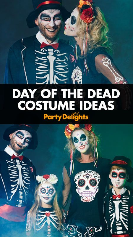 Day of the Dead Costume Ideas Halloween costumes, Costumes and - 4 man halloween costume ideas