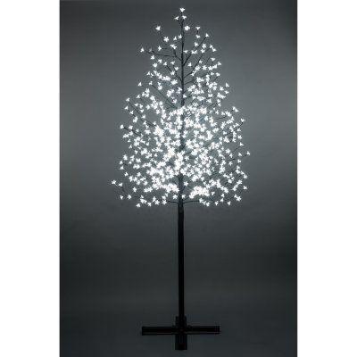 Hi Line Gift Ltd Outdoor Cherry Blossom Tree With Led Lights Cherry Blossom Tree Blossom Trees Artificial Cherry Blossom Tree