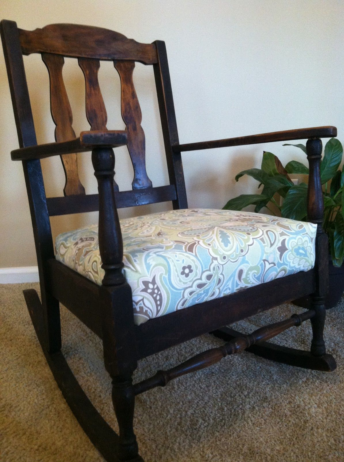 aunt priscilla has a rocking chair dining room covers set of 4 great ideas 15 inspired decorating solutions