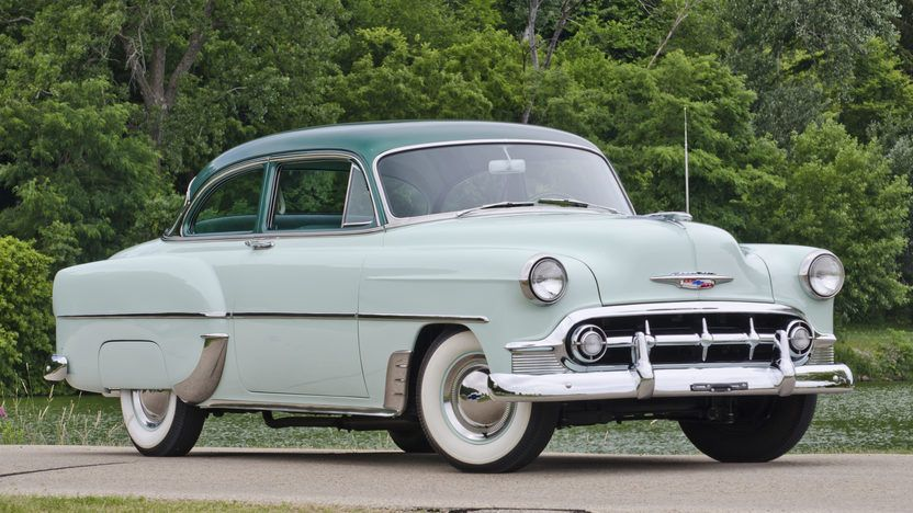 1954 Chevrolet 210 Sedan | S155 | Des Moines 2012 ...