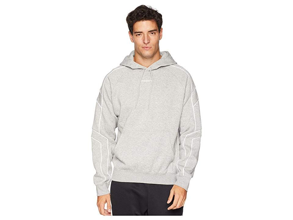 adidas Originals EQT Outline Hoodie (Medium Grey Heather
