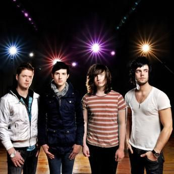 Hot Chelle Rae- these guys are cool! The opened for T-Swift