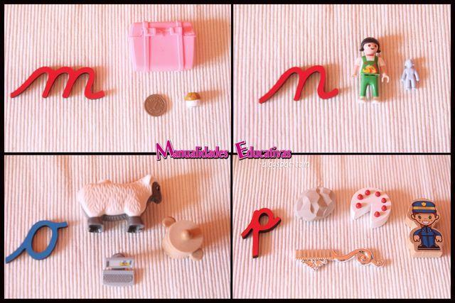 Lenguaje Montessori - Serie Blanca - Caja de sonidos - Creciendo con Montessori