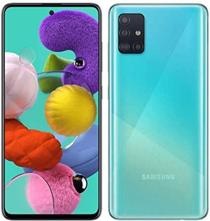 Amazon Com Samsung Galaxy A51 128gb 4gb 6 5 48mp Quad Camera Dual Sim Gsm Unlocked A515f Ds Global 4g Lte International In 2020 Samsung Galaxy Samsung Dual Sim