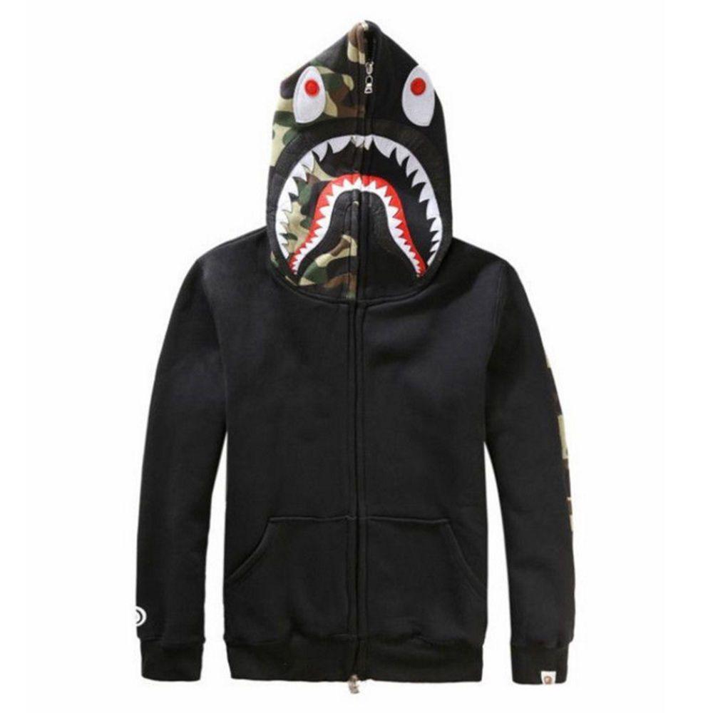 Bape A Bathing Ape Jacket Shark Head Camo Full Zip Bape Skater Hoodie Streetstyle Urbanstyle Bape Hoodie Hoodies Bape Jacket [ 1000 x 1000 Pixel ]