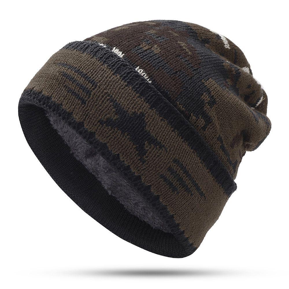 NIce Caps Boys Camo Print Adjustable Earmuffs