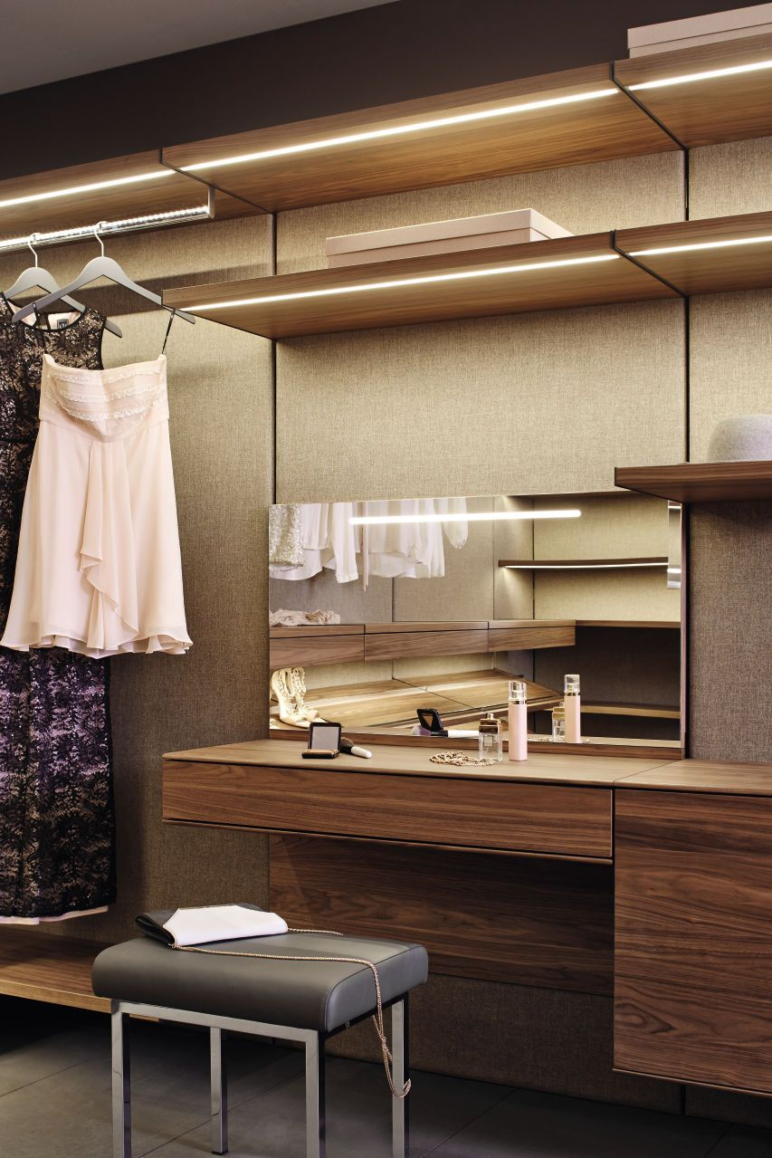 Spectacular  Kleiderschrank Schranksystem h lsta huelsta begehbarer Kleiderschrank Ordnungssystem wardrobe