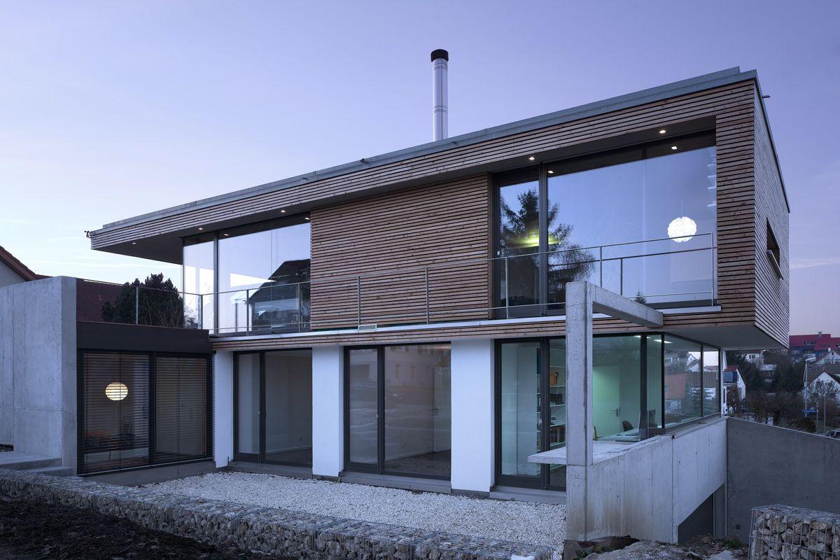 Architekt Aalen haus aalen germany liebel architekten bda musterhäuser