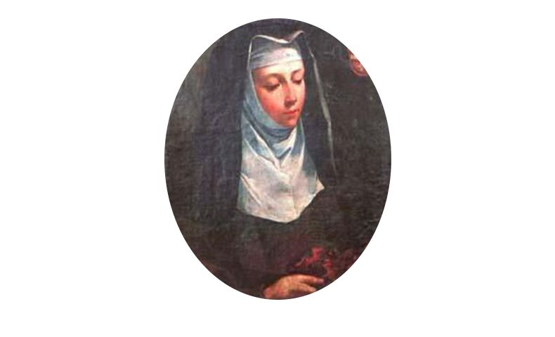 Blessed Angeline Of Marsciano Angeline Blessed Catholic