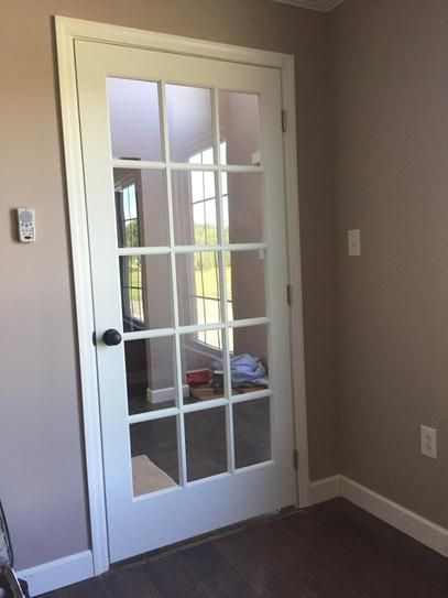 Milliken Millwork 31 5 In X 81 75 In Classic Clear Glass 15 Lite Interior French Door Z009305l Prehung Interior Doors Doors Interior Jeld Wen Interior Doors