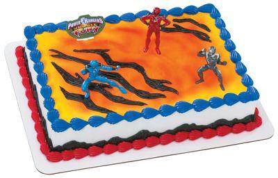 Power Rangers Jungle Fury Power Ranger Cake Power Rangers Jungle Fury Power Rangers