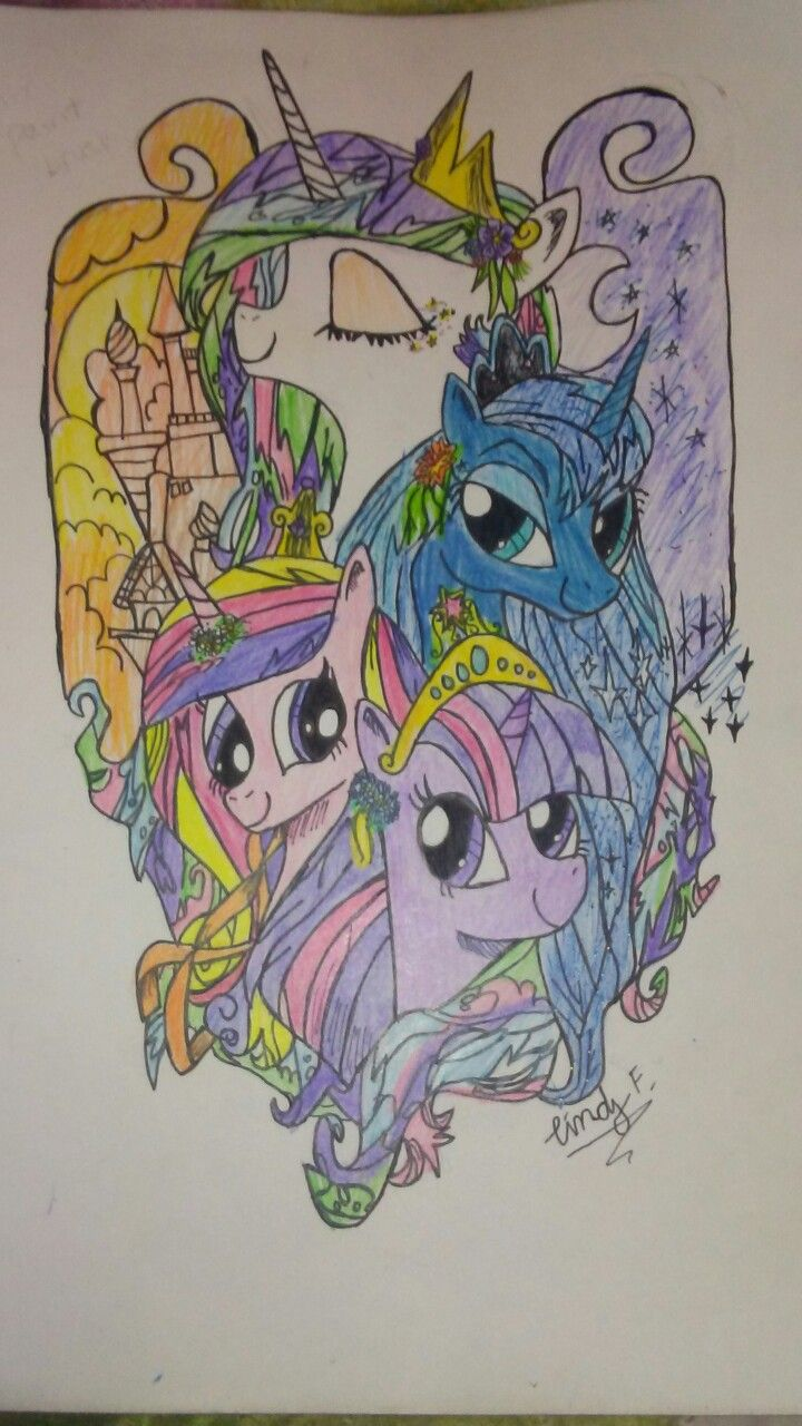 Made by: Cindy Funes(Mlp lover forever) for the IDW friendship is magic siege of the crystal empire 34#-37#!😄