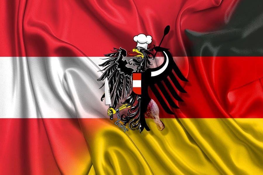 Schlagobers Deutsch