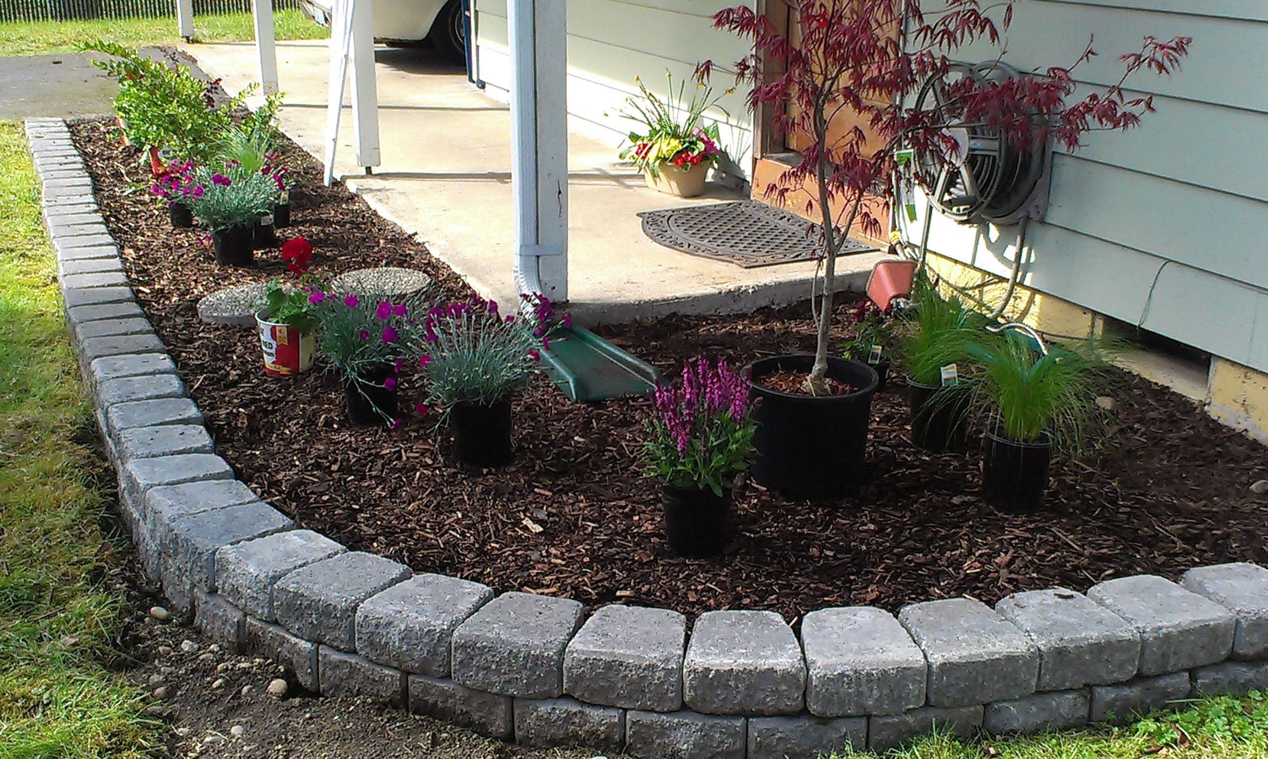 Landscaping In The Puget Sound Area Brick Landscape Edging Landscaping With Rocks Small House Landscaping