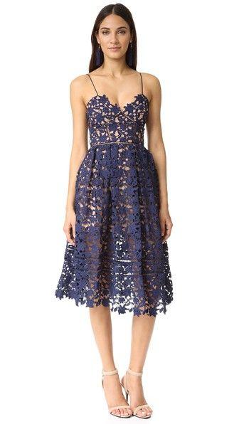 23459a1feb5d9 SELF-PORTRAIT Azalea Dress. #self-portrait #cloth #dress #top #shirt  #sweater #skirt #beachwear #activewear