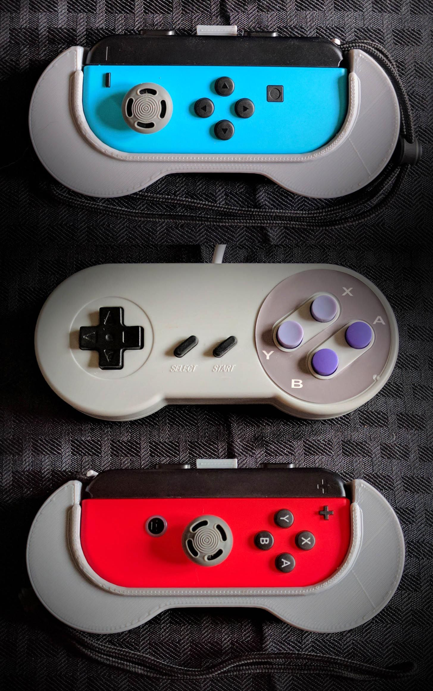 Switch Snes Controller Grip Nintendo Pinterest Splatoon2 Hard Case Ink X Squid Hori Super Adapter For The